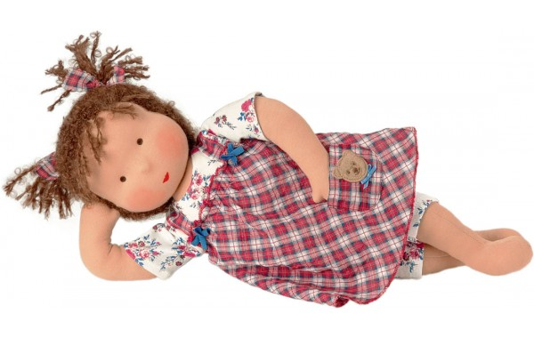 Carolina large Waldorf doll
