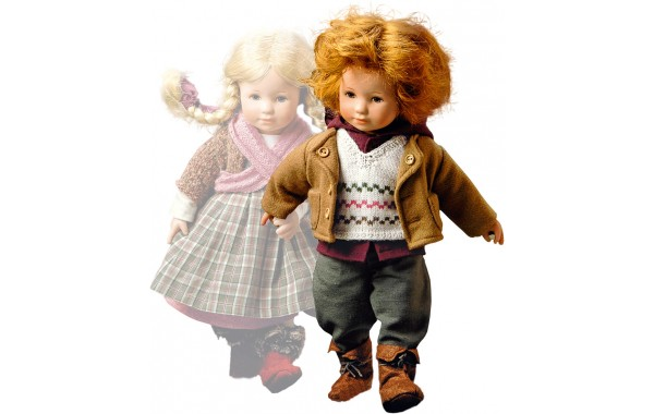 Hansel, classic Child of Fortune doll
