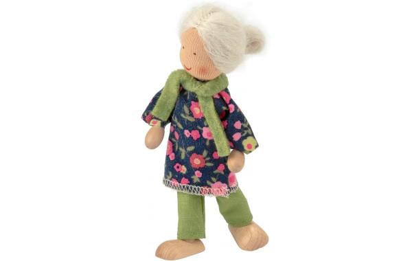 Waldorf grandmother doll