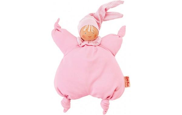 Organic pink Gugguli doll