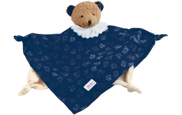 Bear towel doll