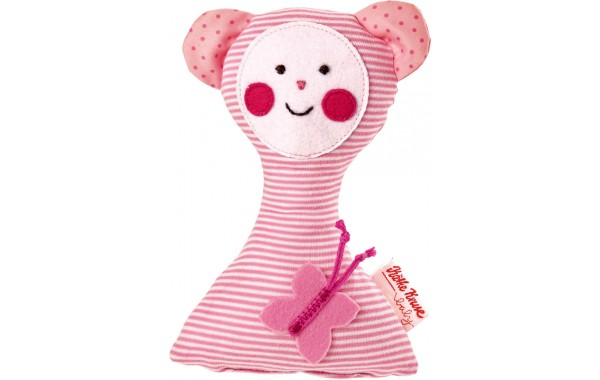 Striped bear rattle