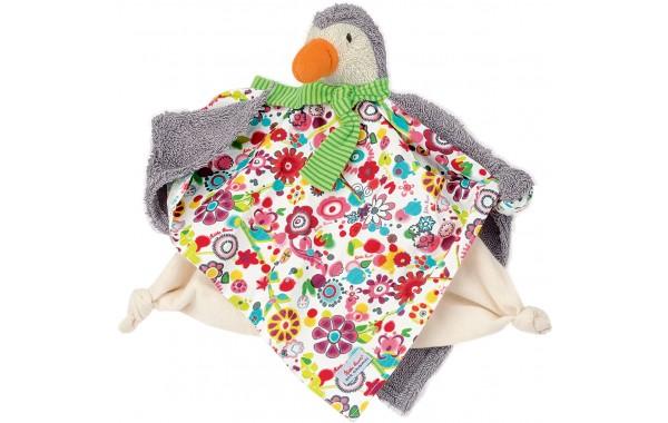 Penguin Nana towel doll