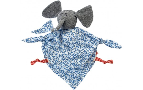 Fantasalto elephant towel doll