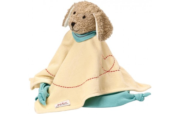 Sammy dog towel doll