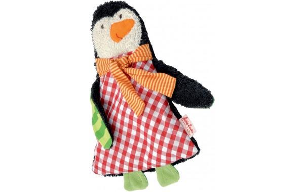 Penguin Friedjof cherry stone pillow