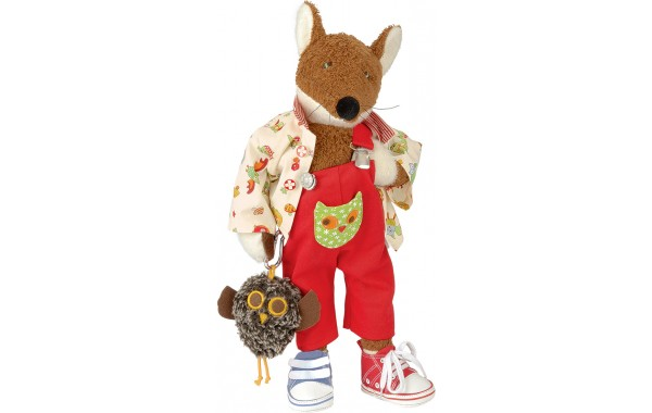 Rascal fox dressing doll