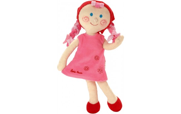 Cloth baby doll Lilli