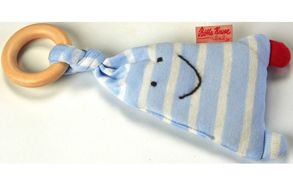 Organic Happy blue teether