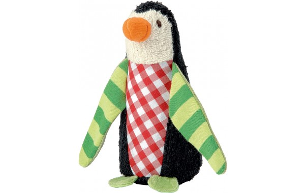 Squeaky Friedjof penguin