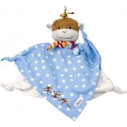 Cara Mello towel doll