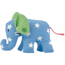 Mini elephant with stars