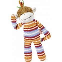 Cara Mello knit monkey