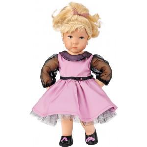 Bine, blond Däumlinchen doll