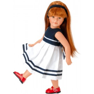 Jacadi Valentine doll with pajamas