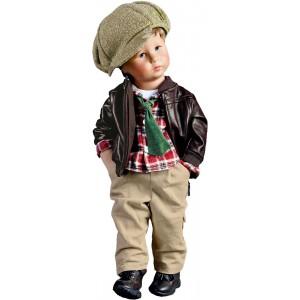 Robert, classic doll star