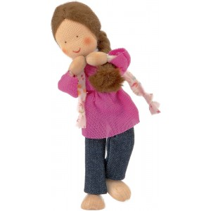 Babs Waldorf mother doll