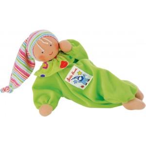 Waldorf Gugguli green doll