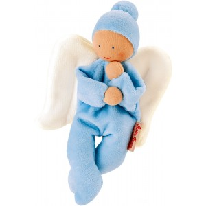 Nicki Baby light blue angel