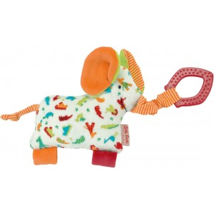 Ikibab teething ring elephant