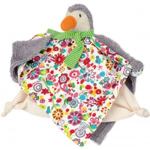 Penguin Nana towel doll