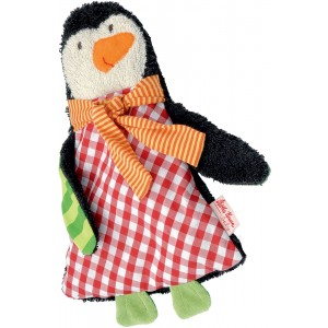 Penguin Friedjof cherry stone pillow