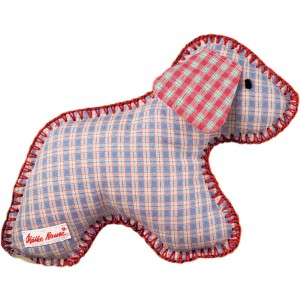 Luckies classic dog rattle