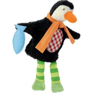 Penguin Friedjof hand puppet