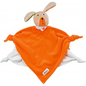 Winston dog towel doll