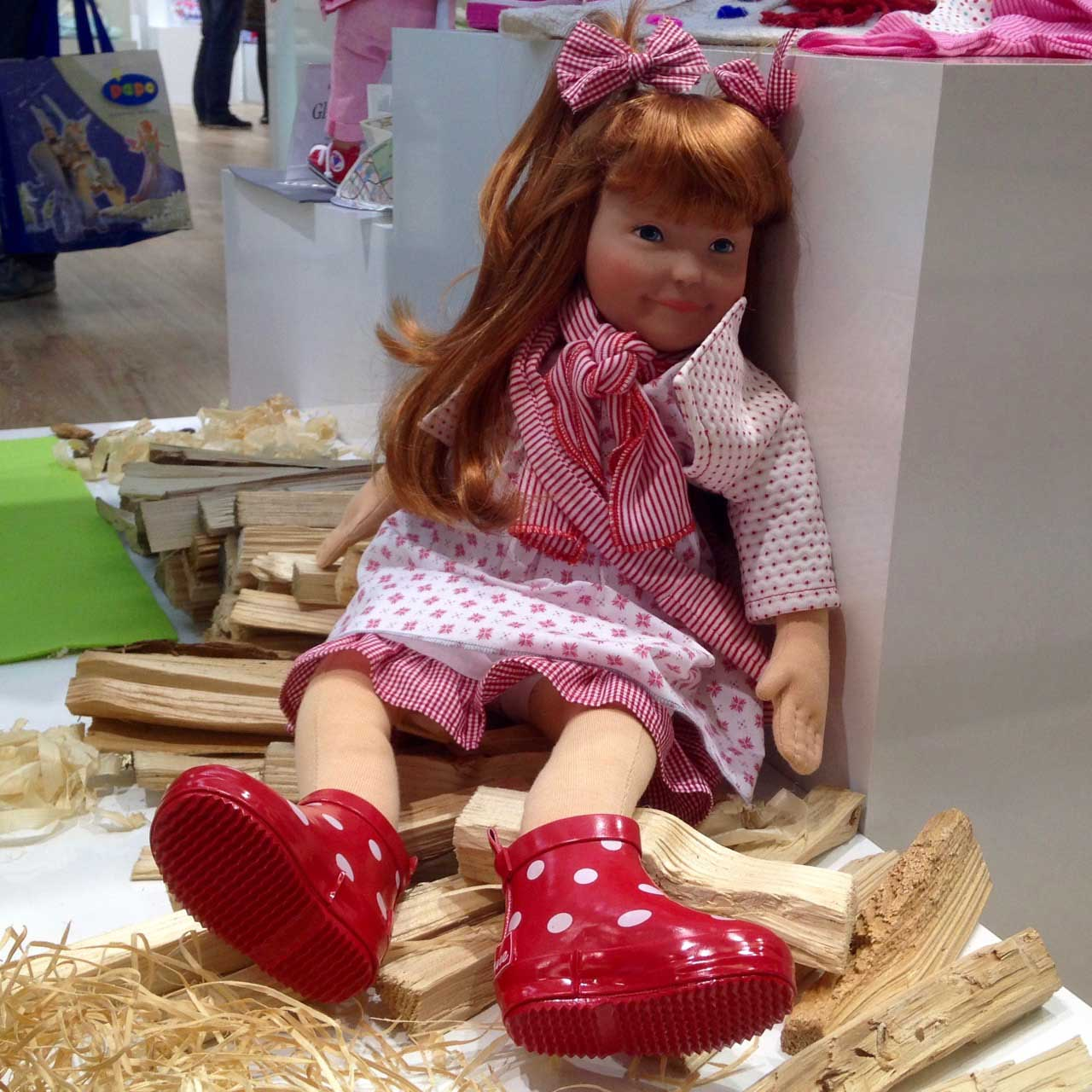 Lolle doll display