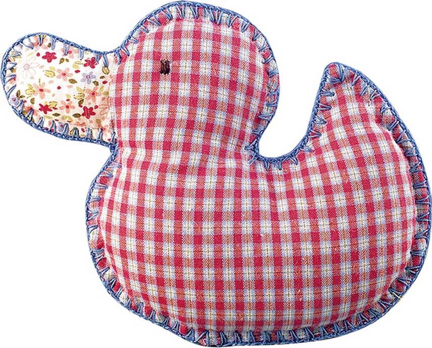 Classic Soft Duck Rattle