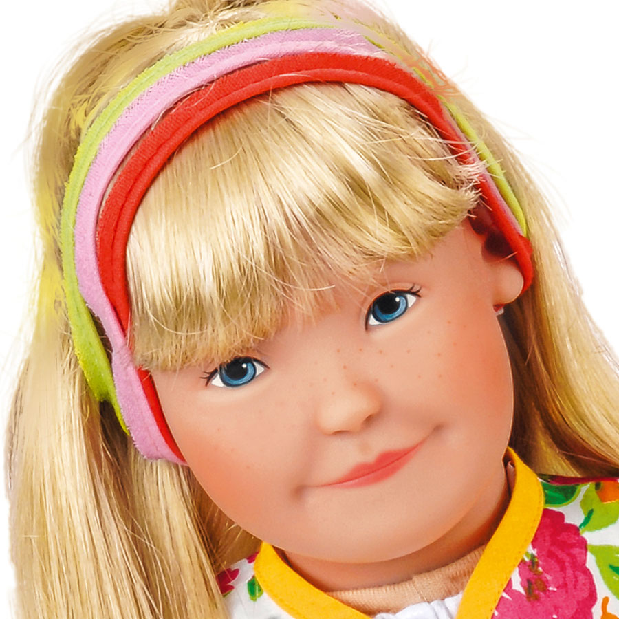 Kathe Kruse Poppy Lolle Doll Eurosource
