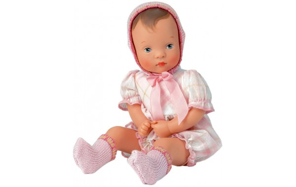 Mini Minouche baby doll Dita with carrier