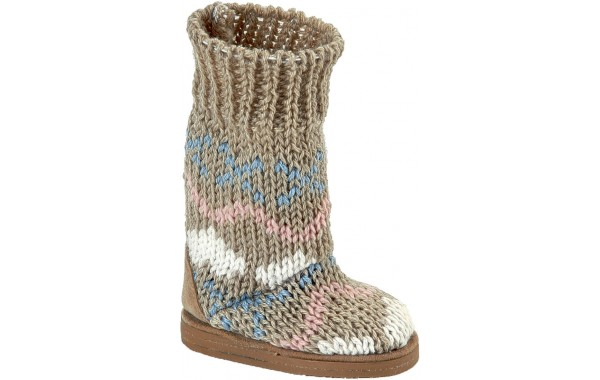 Marie Kruse knitted boots