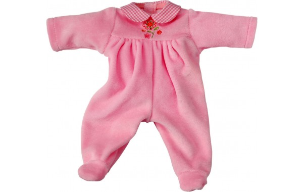 Pink Nicki pajamas 18 - 20 inches