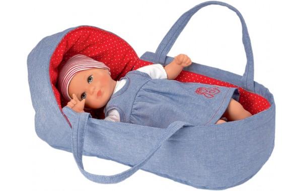 Mini Bambina baby doll Marta with carrier