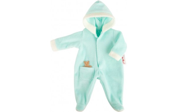 Pajamas with hood 12 - 13 inch clothes