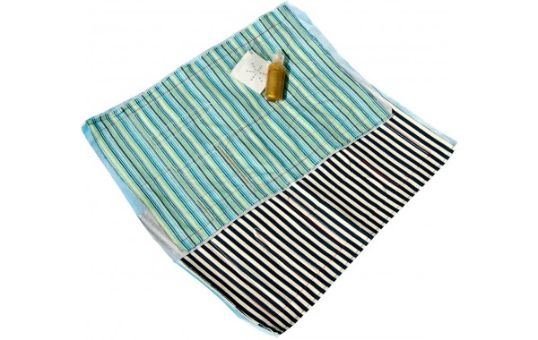 Marie Kruse navy-stripe pre-sewn kit