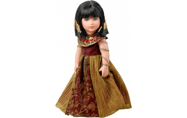 Liz, classic doll star