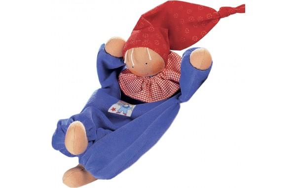 Waldorf Gugguli blue doll