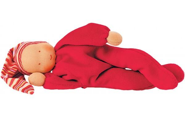 Nicki Baby red doll