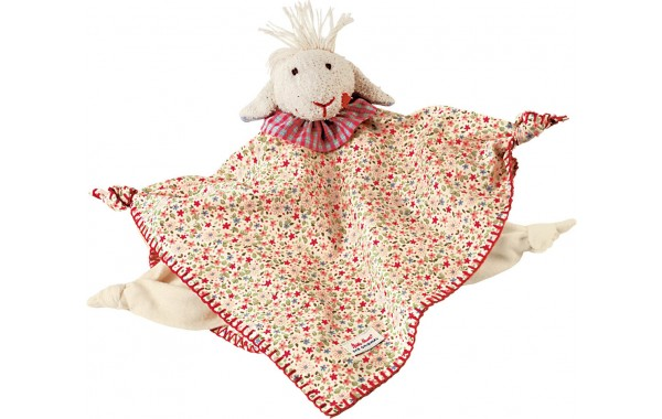 Luckies lamb towel doll