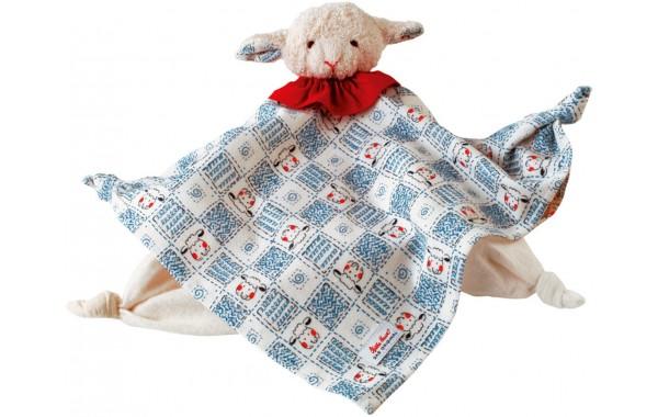 Lamb towel doll