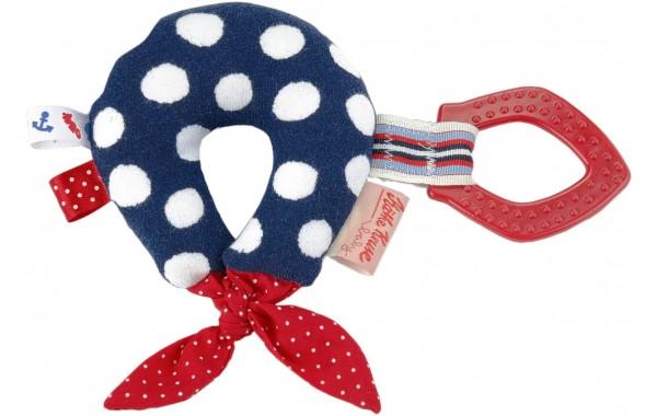 Calamari doughnut teether