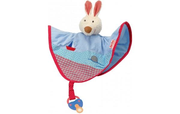 Carlo Mare pacifier towel doll