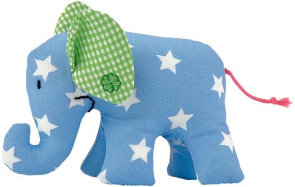 Mini elephant with stars