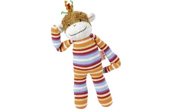 Cara Mello knit monkey