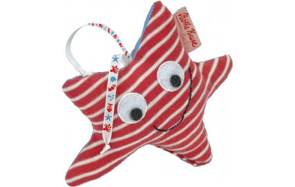 Shaking starfish toy