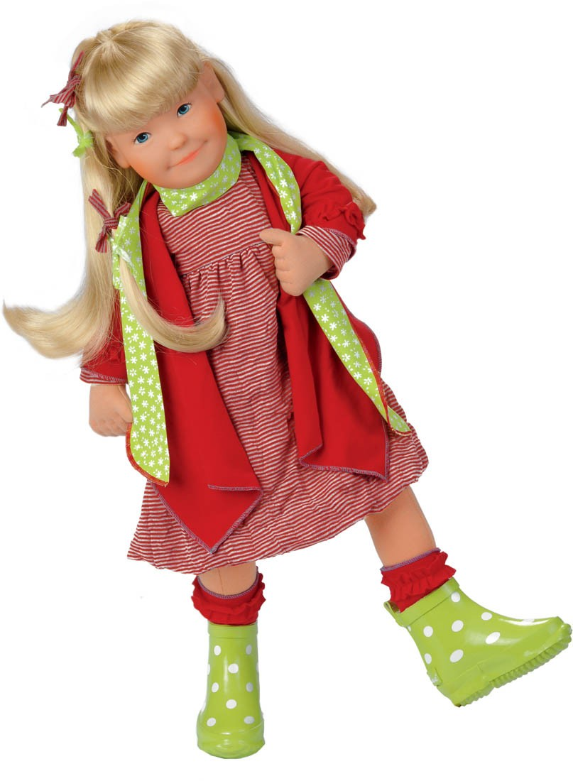 Kathe Kruse Franka Lolle Doll Eurosource