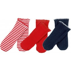 Colorful socks 11 - 13 inch baby doll
